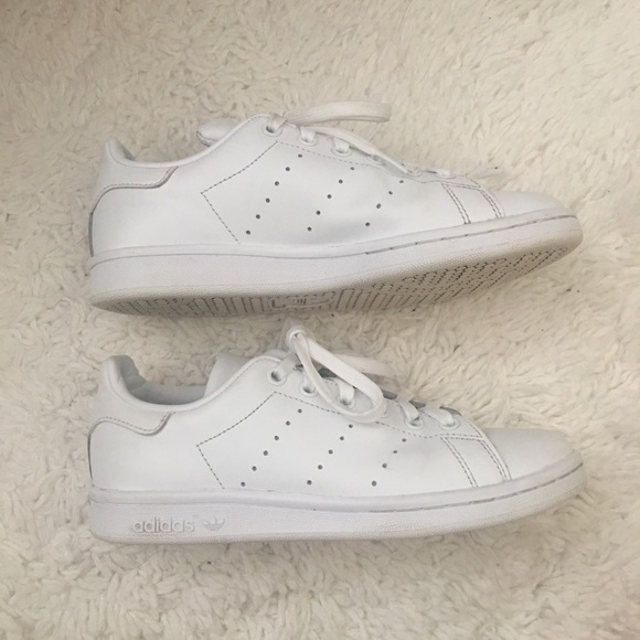 hot sale online 29016 65420 adidas Shoes - Adidas Stan Smith sneakers (all white)